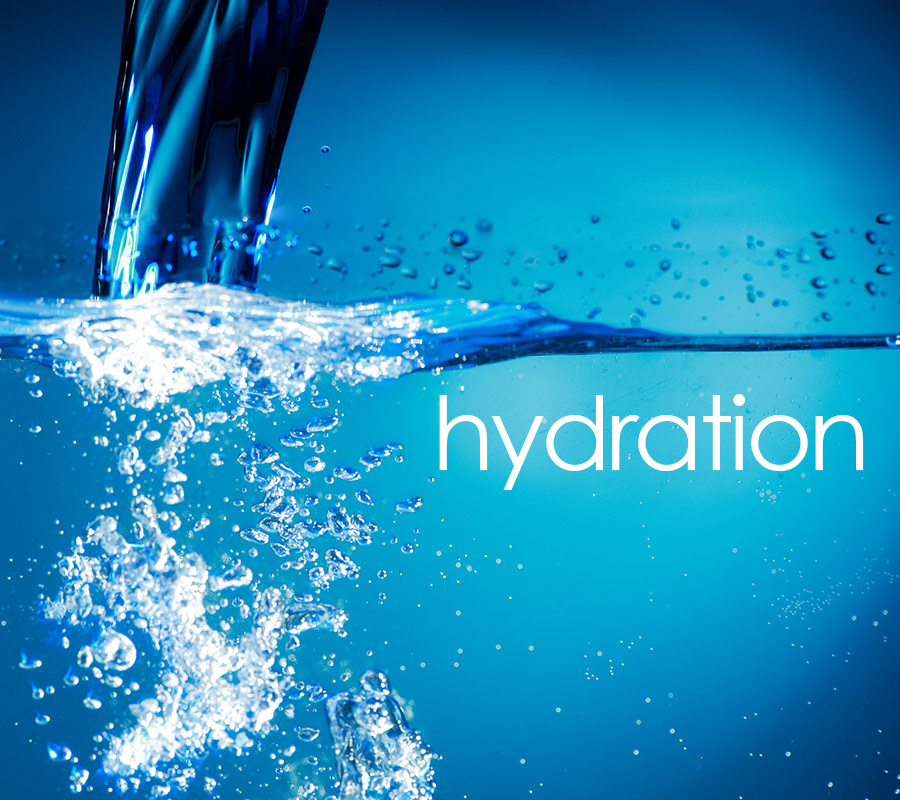 hydration with Iceriver