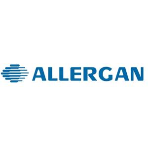 allergan logo color
