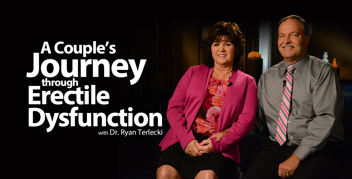 A couples journey through erectile dysfunction