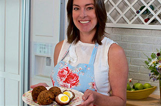 Try this delicious recipe Scotch Eggs