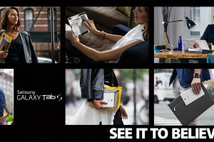 Samsung – See it to believe it